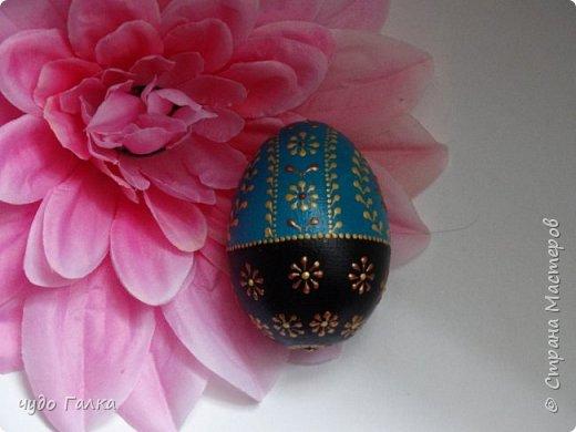 Каждый год, к Пасхе рисую я яйца. В этом году получились вот такие фото 9