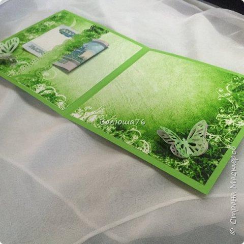"""Хочу представить  Вам свою серию открыток """"ажурные"""". фото 10"""