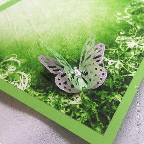 """Хочу представить  Вам свою серию открыток """"ажурные"""". фото 11"""