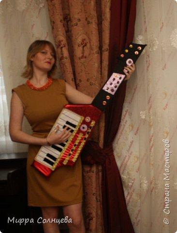 Поролоновые музыкальные инструменты фото 14