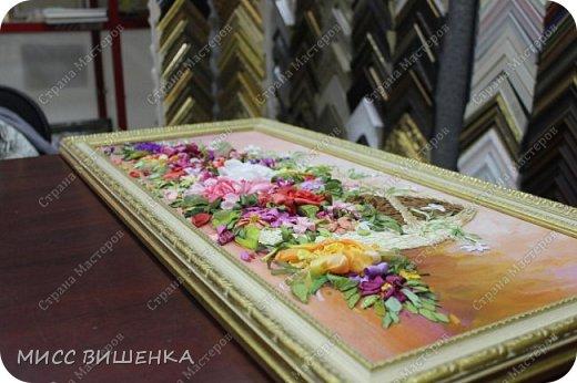 ЛЕТО В КОРЗИНКЕ-РАЗМЕР 39Х88 фото 4