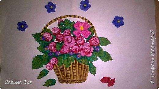 Эта картина в подарок на день рождения маме фото 2