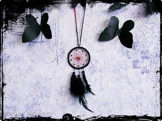 Ловец снов «Лесная сова» фото 8