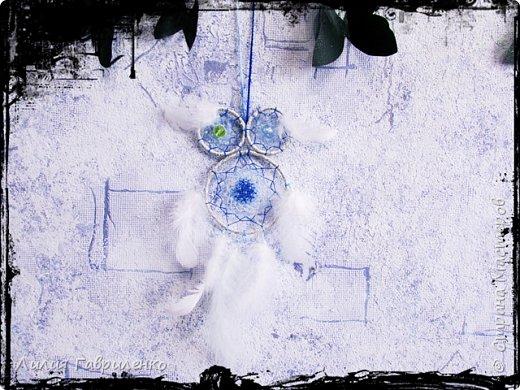 Ловец снов «Лесная сова» фото 3