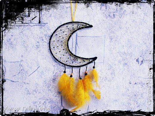 Ловец снов «Лесная сова» фото 5