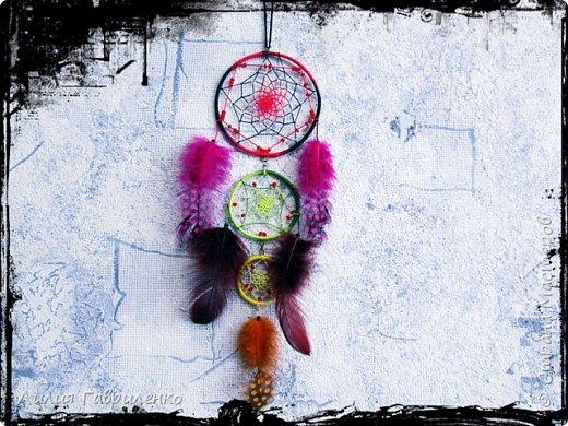 Ловец снов «Лесная сова» фото 6