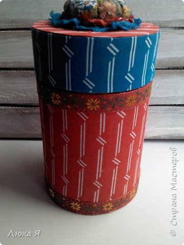 На подарки к праздникам изготовила шкатулки-игольницы фото 19