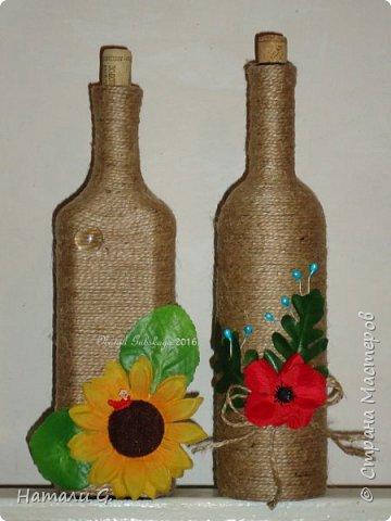 Этно-бутылки