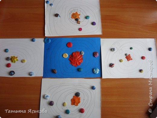 Всем доброе время суток! Посмотрите какие красивые веточки мимозы сделали дети с ОВЗ. Было им не просто скатать комочек из твердой бумаги. фото 2