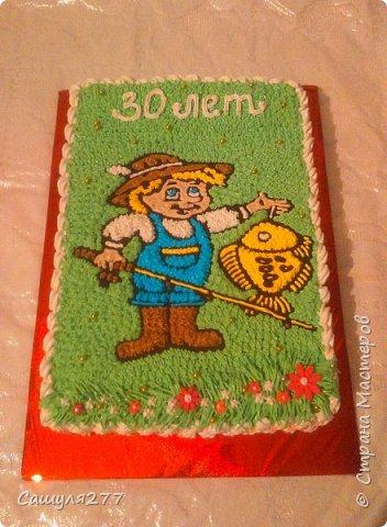 Приветик, Страна!!! Вот я снова к вам со своими тортиками, которые напеклись в апреле. Не так много, все0таки пост дал о себе знать. Но и без работы не сидела. фото 15