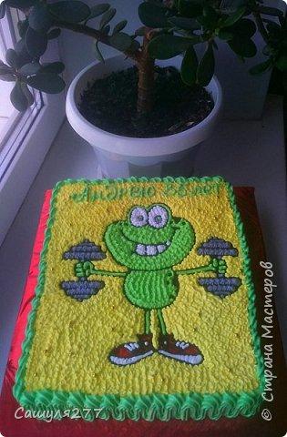 Приветик, Страна!!! Вот я снова к вам со своими тортиками, которые напеклись в апреле. Не так много, все0таки пост дал о себе знать. Но и без работы не сидела. фото 16