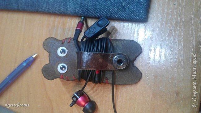 органайзер для наушников фото 1