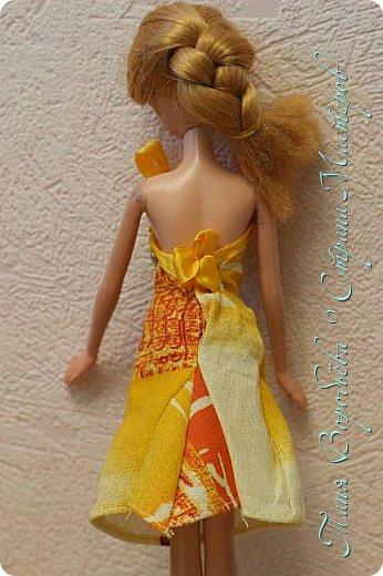 Вот такие необычные платья я предлагаю вам сшить. фото 4