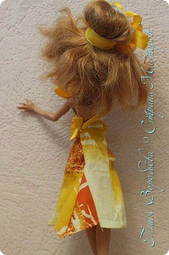 Вот такие необычные платья я предлагаю вам сшить. фото 5
