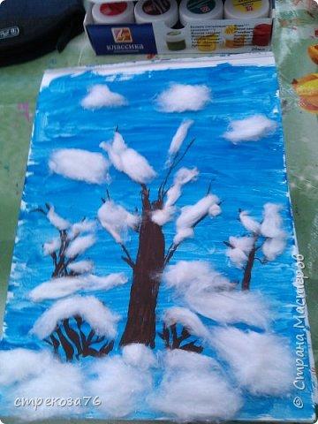 """""""Зима"""" фото 7"""