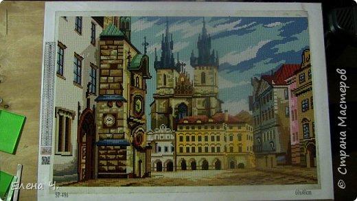 Старинный город,40*60(без оформления) фото 2
