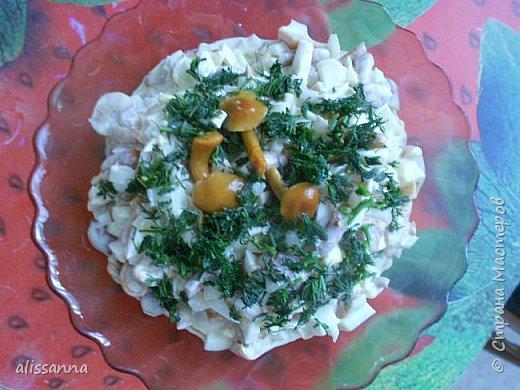 Доброе время суток....жители Страны... Простой и вкусный салатик из доступных продуктов...надеюсь....придется по вкусу....)))))))) Нам нравится...))) фото 3