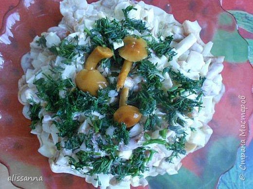 Доброе время суток....жители Страны... Простой и вкусный салатик из доступных продуктов...надеюсь....придется по вкусу....)))))))) Нам нравится...))) фото 1