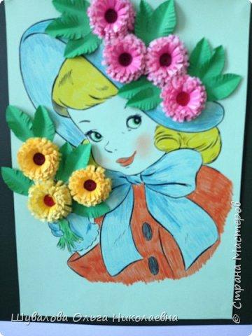 Девочка- весна фото 1