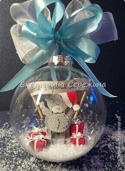 Был персональный заказ для малыша, который в этом году встречал первое свое Рождество! фото 1