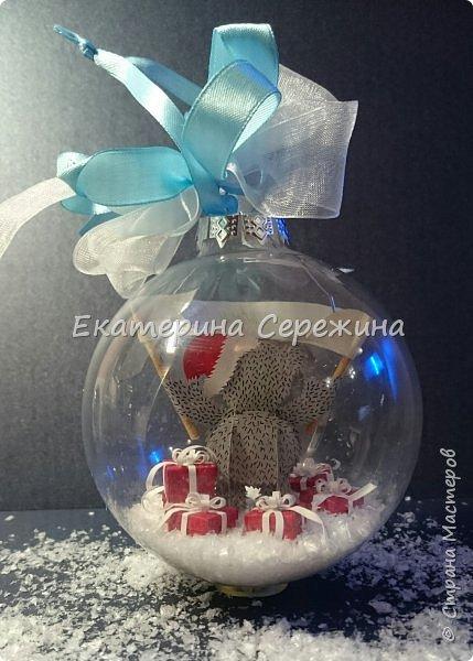 Был персональный заказ для малыша, который в этом году встречал первое свое Рождество! фото 3