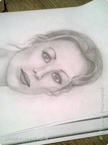 Проба карандаша фото 2