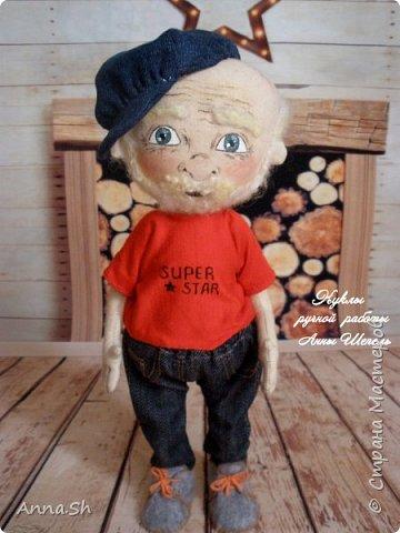 Вечно молодой и веселый дедушка SuperStar. фото 4