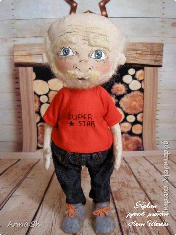 Вечно молодой и веселый дедушка SuperStar. фото 8