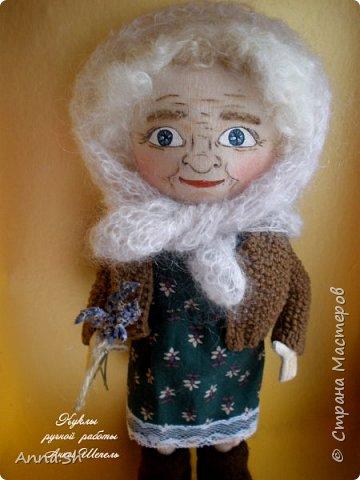 Бабушка Сара  в активном поиске. Кукла свободна и уже готова к переезду.  фото 1