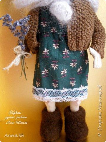 Бабушка Сара  в активном поиске. Кукла свободна и уже готова к переезду.  фото 4