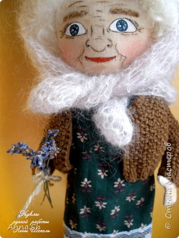Бабушка Сара  в активном поиске. Кукла свободна и уже готова к переезду.  фото 5
