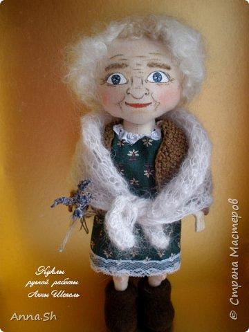 Бабушка Сара  в активном поиске. Кукла свободна и уже готова к переезду.  фото 6