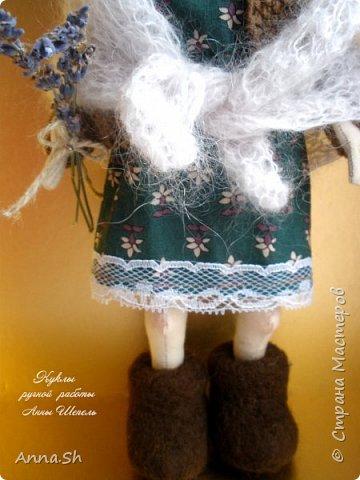 Бабушка Сара  в активном поиске. Кукла свободна и уже готова к переезду.  фото 7