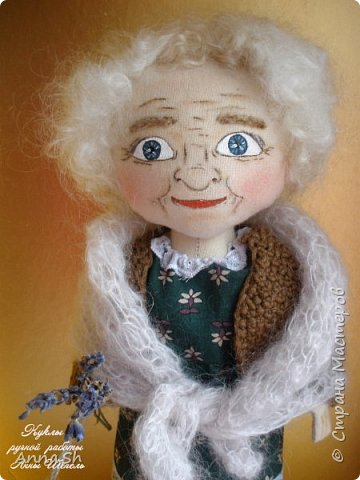 Бабушка Сара  в активном поиске. Кукла свободна и уже готова к переезду.  фото 9