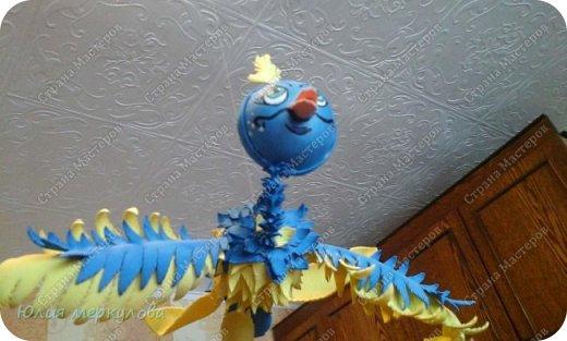 птица удачи,счастья фото 2
