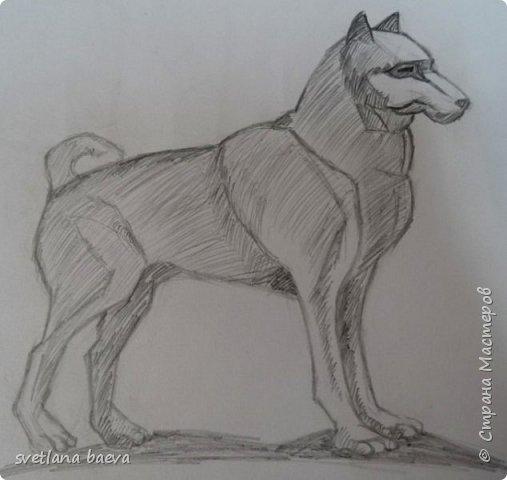 Скульптура собаки фото 3