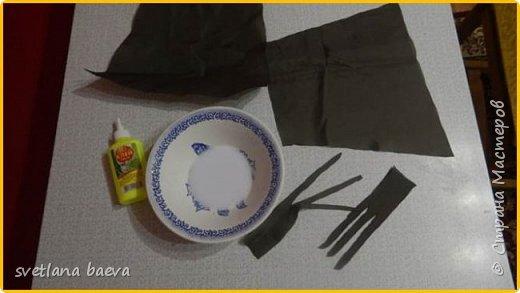 Многофункциональный предмет интерьера в морском стиле (светильник, часы, шкатулка) «Чёрная жемчужина», в технике пейп-арт. фото 10