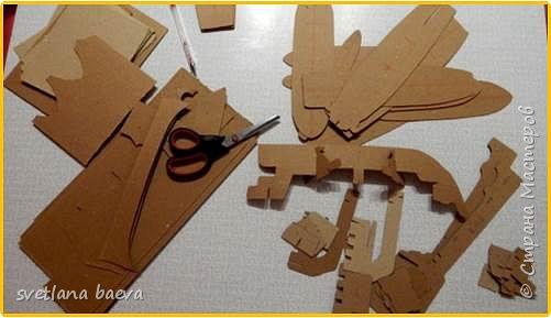 Многофункциональный предмет интерьера в морском стиле (светильник, часы, шкатулка) «Чёрная жемчужина», в технике пейп-арт. фото 4