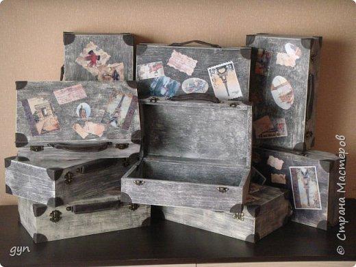 Цветочные чемоданы) фото 7