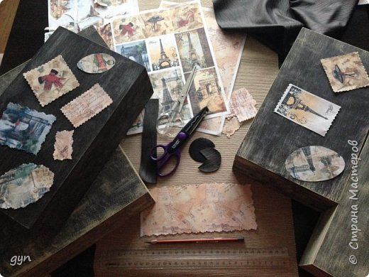 Цветочные чемоданы) фото 6