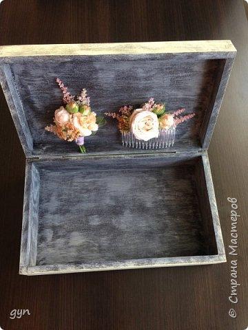 Цветочные чемоданы) фото 3