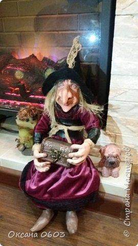 """Первая случайная. Заказ """"хочу какую-нибудь ведьму""""  фото 5"""