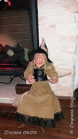 """Первая случайная. Заказ """"хочу какую-нибудь ведьму""""  фото 3"""