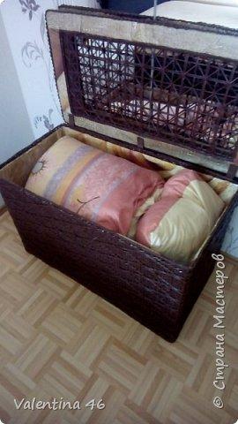 короб для одеял и подушек фото 3