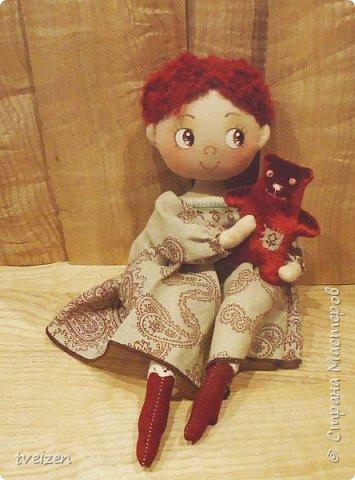 Девчушка с мишуткой фото 3