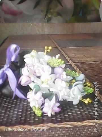 цветы для украшения из фоамирана ( из остатков фома) фото 4