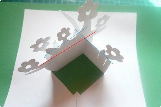 Небольшой МК по сборке букета из самодельной книжки http://stranamasterov.ru/node/1026439.  фото 4