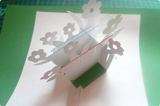 Небольшой МК по сборке букета из самодельной книжки http://stranamasterov.ru/node/1026439.  фото 5
