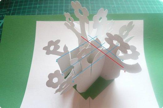 Небольшой МК по сборке букета из самодельной книжки http://stranamasterov.ru/node/1026439.  фото 6