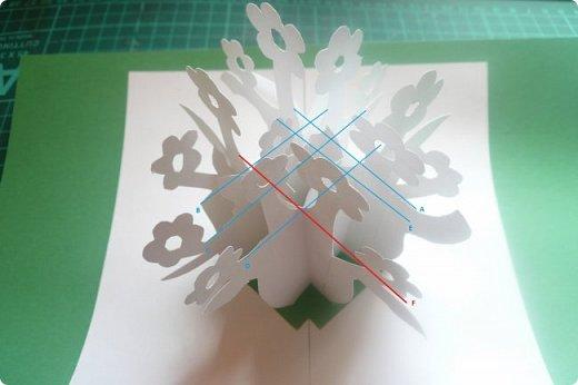 Небольшой МК по сборке букета из самодельной книжки http://stranamasterov.ru/node/1026439.  фото 7